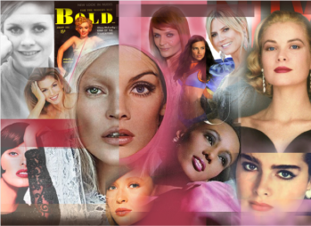 50 Most Influential Models graphic